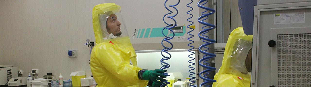 Centro di riferimento per le emergenze infettivologiche